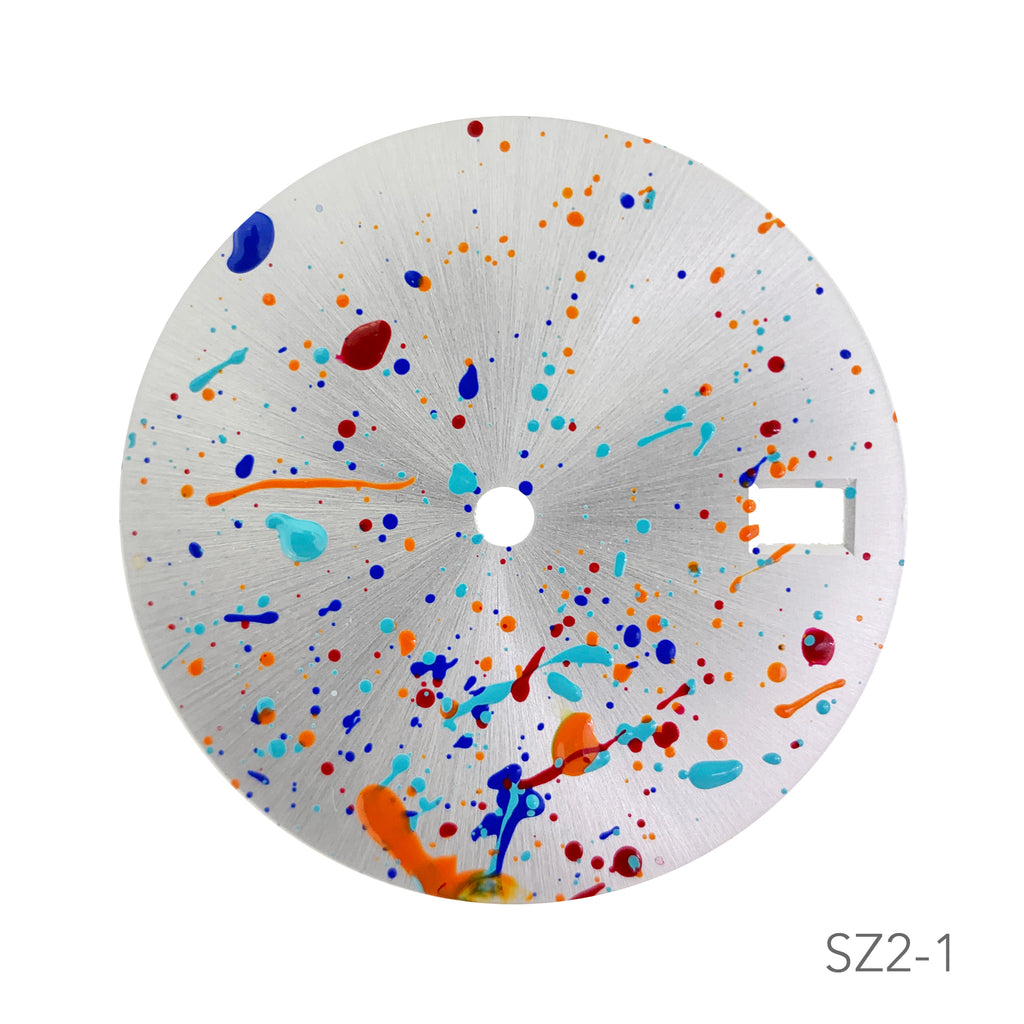Dial - Hand Painted Series - Spritz