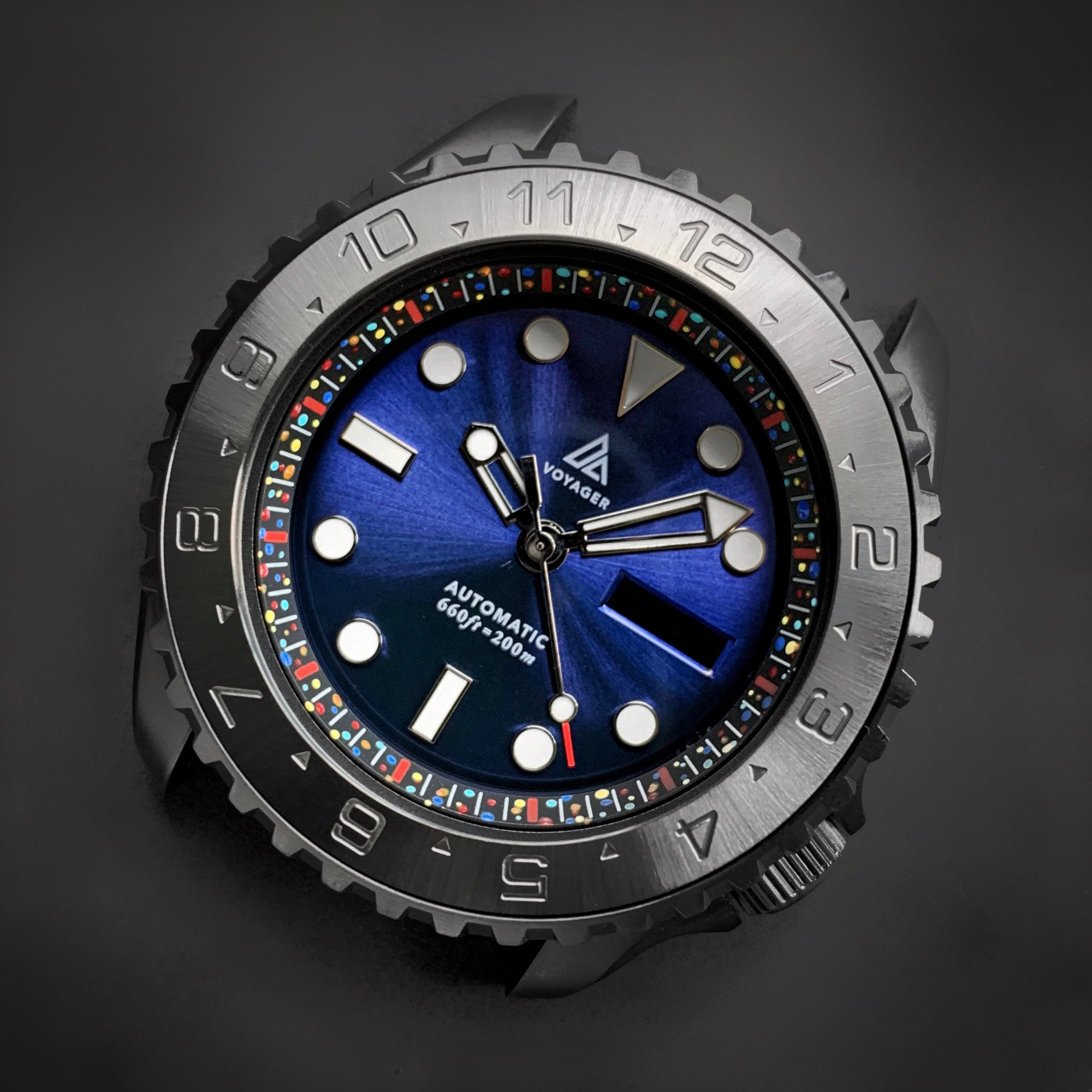 C.R. - SKX007 - Hand Painted Series - Specks (Markers)