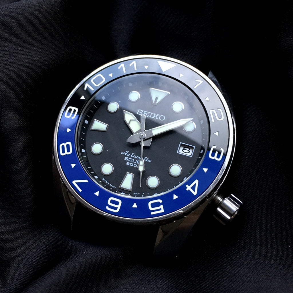 Ceramic Insert - Sumo Dual Time Batman