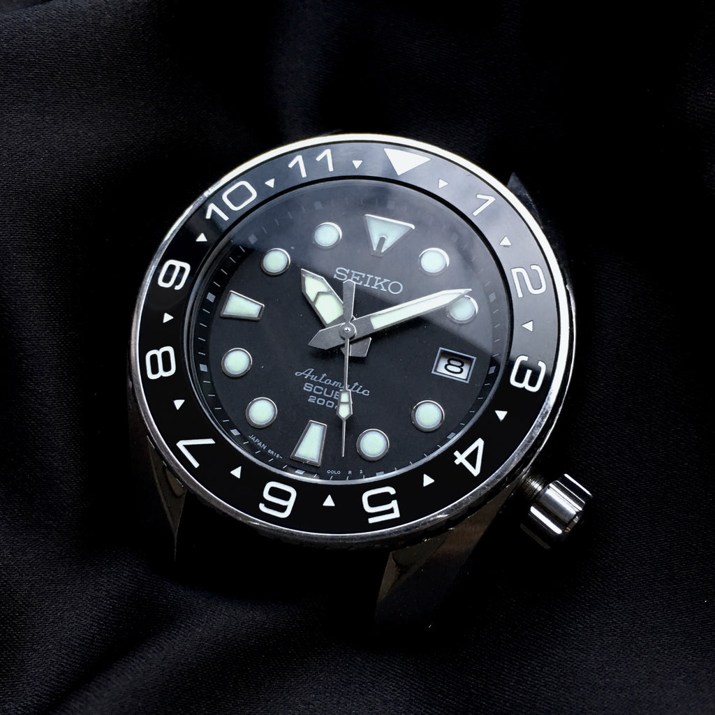 Ceramic Insert - Sumo Dual Time Black