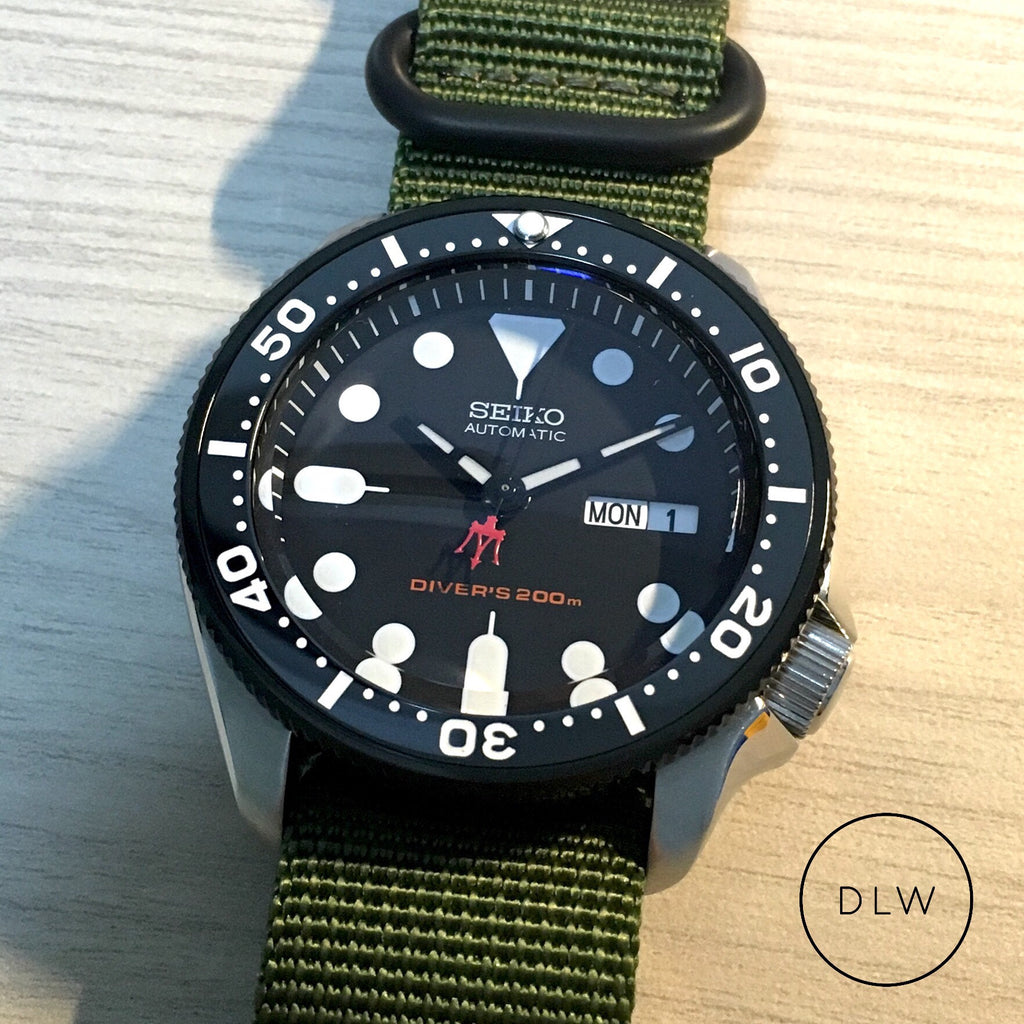 Ceramic Insert - SKX Black