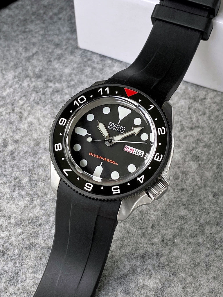 C.R. - SKX007 - Bead Blasted Steel