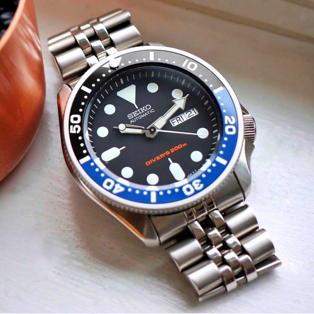 Ceramic Insert - SKX Batman