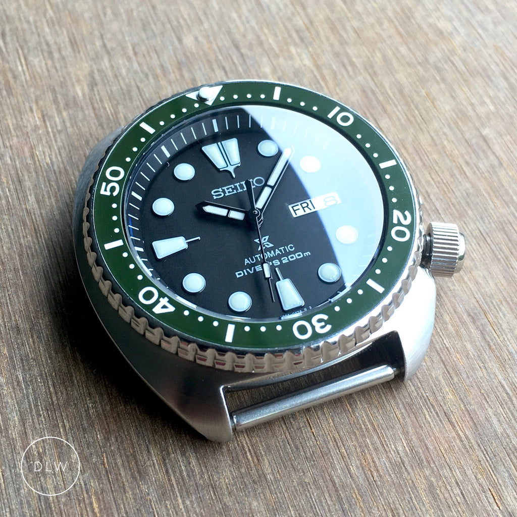 Ceramic Insert - SRP Turtle Green