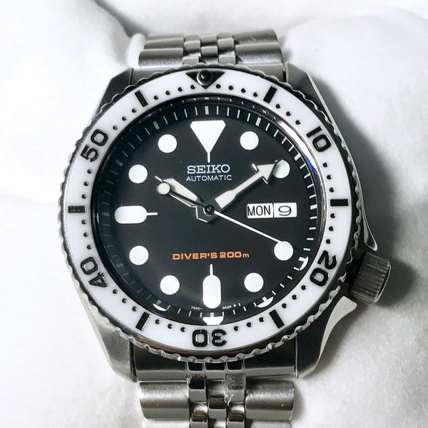 Ceramic Insert - SKX White