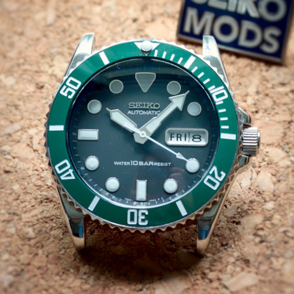 Ceramic Insert - 031 Sub Green