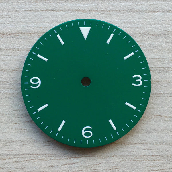 Dial - Adventurer - Plain Green