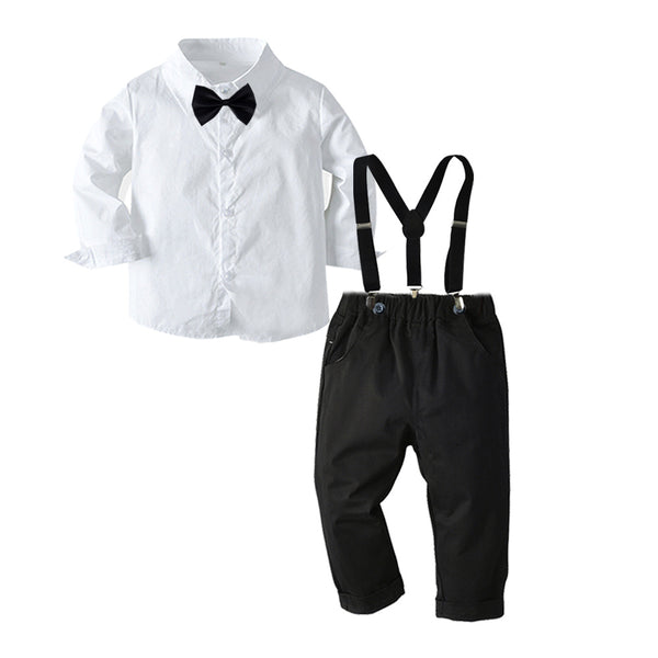 Classic Black And White Set 1-8T