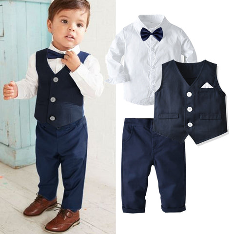 Boys' Host Formal Dress Set 1-7T