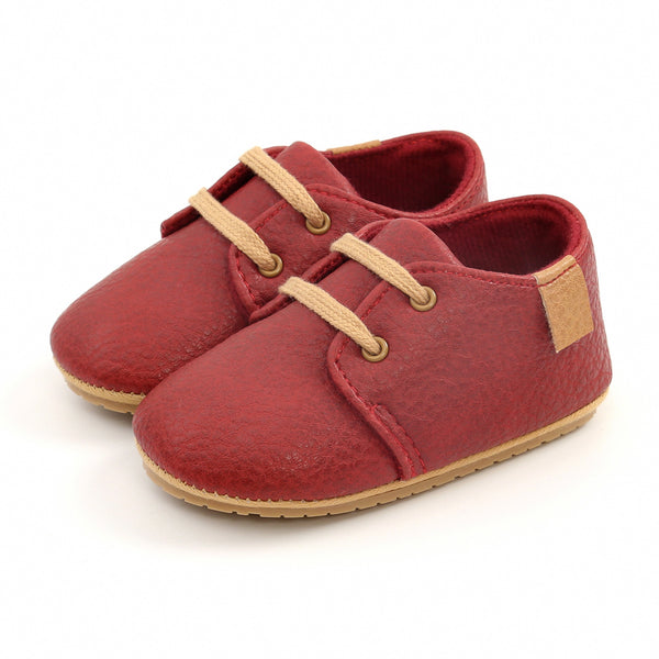 Infant Soft First Walker Shoes (14 Colors)
