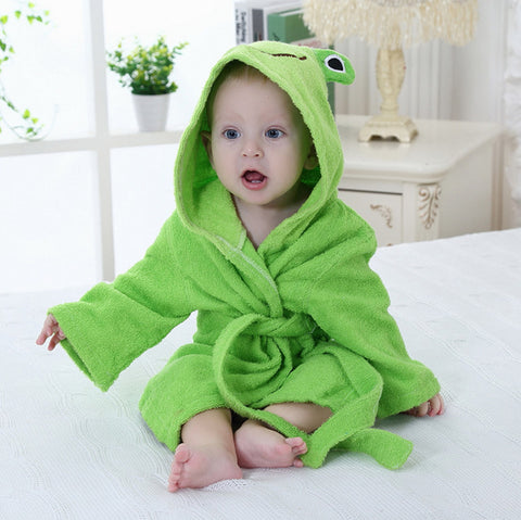 10 Designs Cute Animal Baby Bath Towels