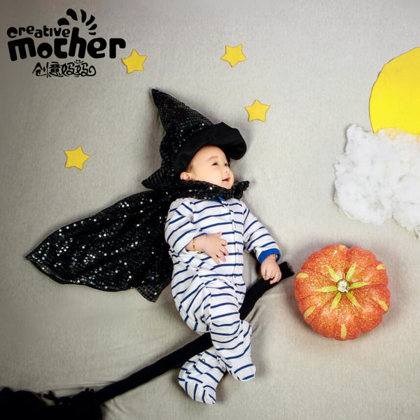 Little Witch Baby Photography Set
