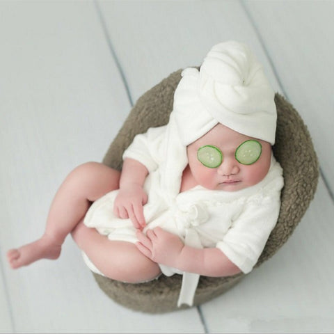 Salon Lady Newborn Photography Set