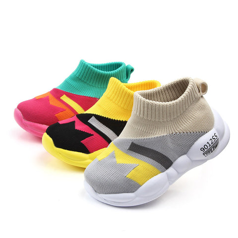 Mesh Geometry Design Sneaker