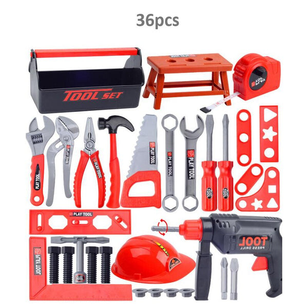 Kids Toolbox Kit Educational Toys