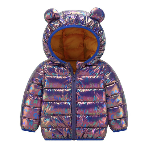 Windbreaker Toddler Jacket