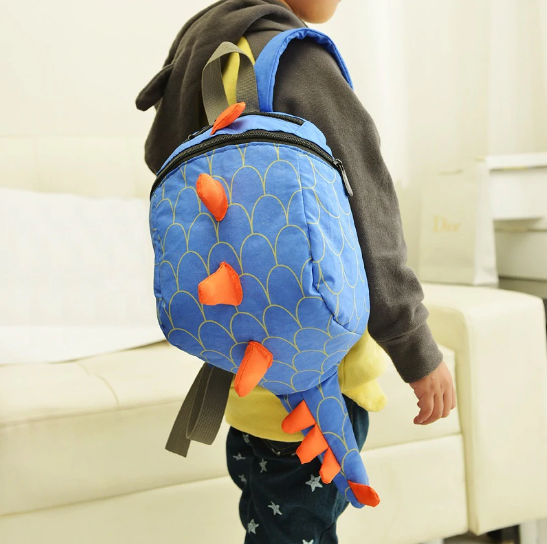 Dinosaur Backpack 4 Colors-www.my-baby-world.com