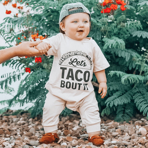 Baby Taco Jumpsuit