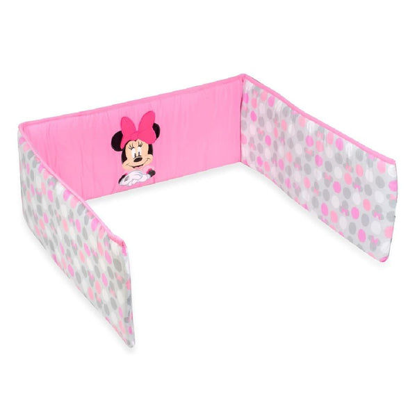 Disney Baby Minnie Mouse Polka Dots Crib Bedding Set