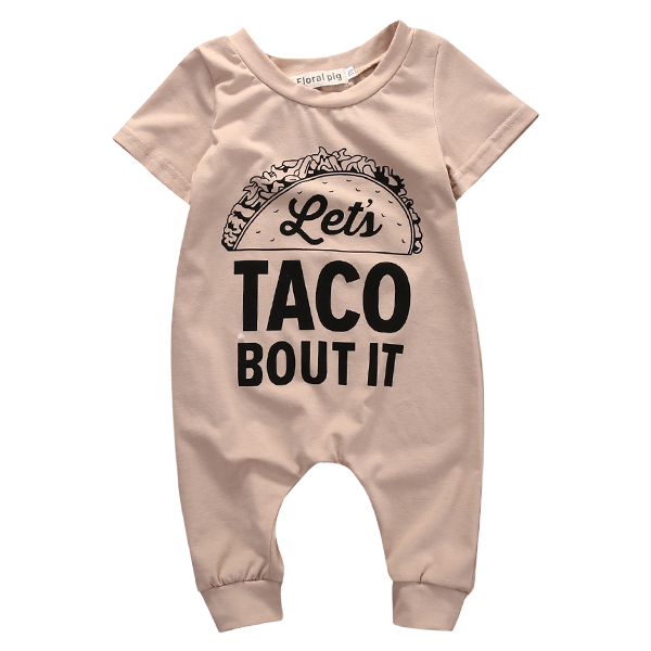 Baby Taco Jumpsuit-www.my-baby-world.com