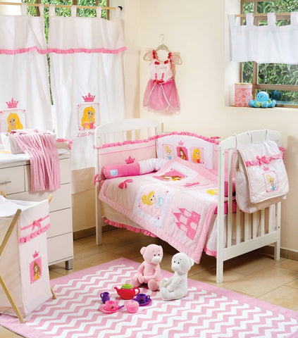 Disney Little Princess Crib Bedding Set