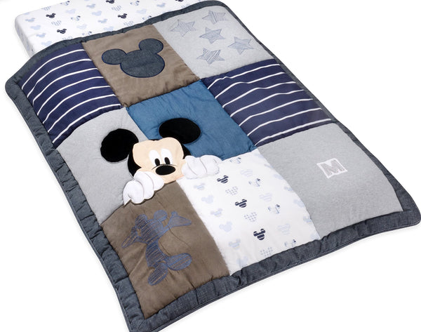 Mickey Mouse 90 Years Of Magic Crib Bedding Collection Crib Bedding Set