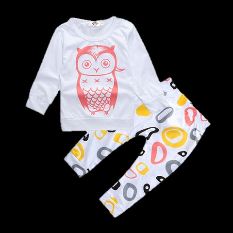 Baby Owl 2pcs Set-www.my-baby-world.com