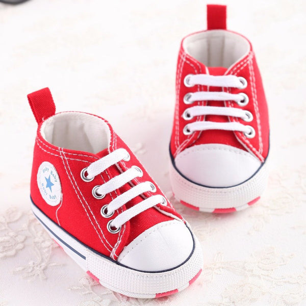 Baby First Walkers Sneakers-www.my-baby-world.com