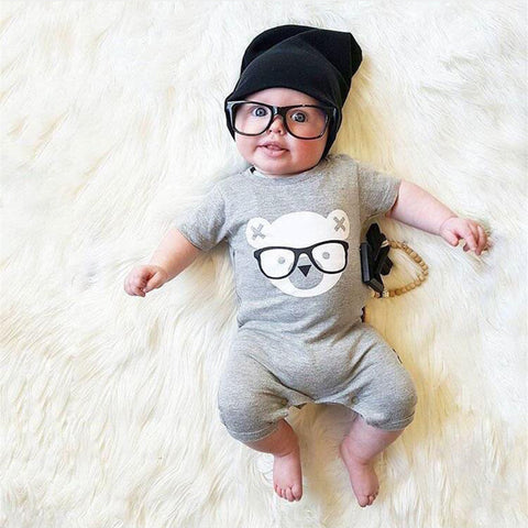Baby Cute Bear Romper