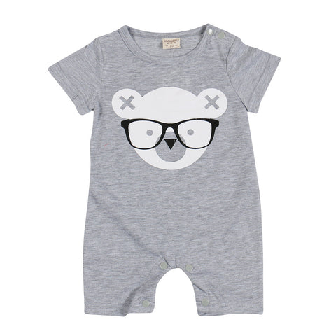 Baby Cute Bear Romper-www.my-baby-world.com