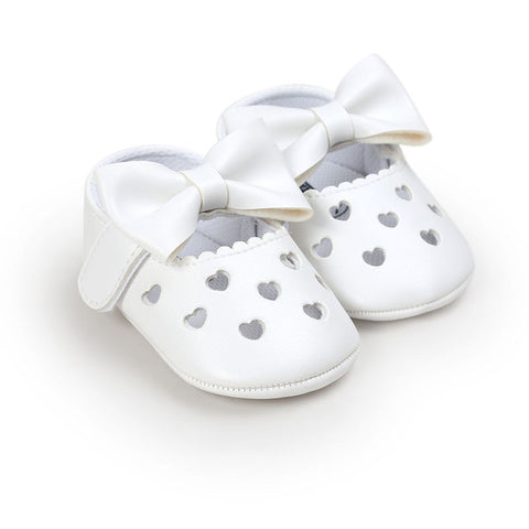 Baby Heart Shoes