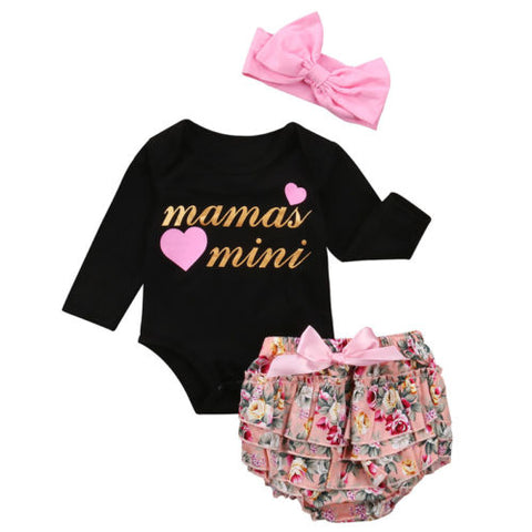 Baby Mama's Mini 3pcs Set