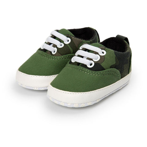 Baby Camouflage Cool Sneakers