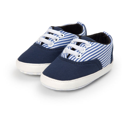 Baby Striped Cool Sneakers