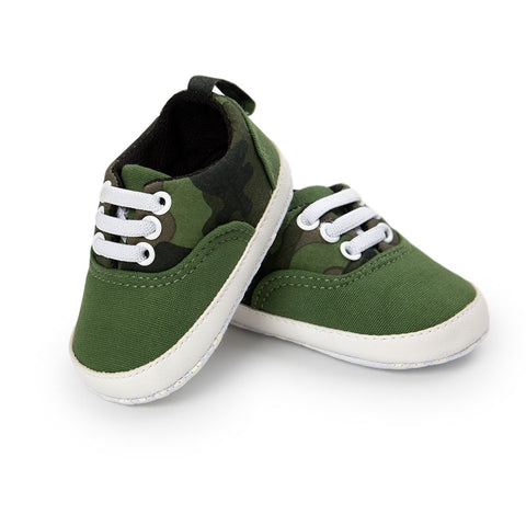 Baby Camouflage Cool Sneakers-www.my-baby-world.com