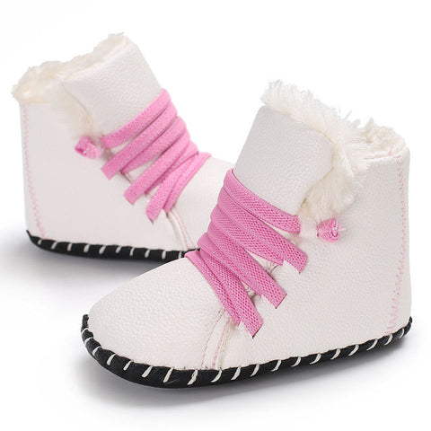 Baby Cool Fluffy Boots-www.my-baby-world.com