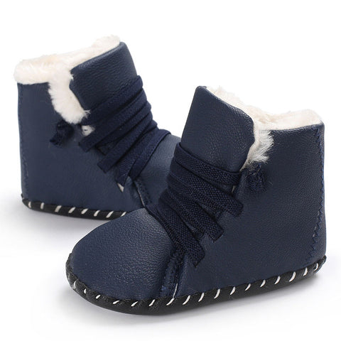Baby Cool Fluffy Boots