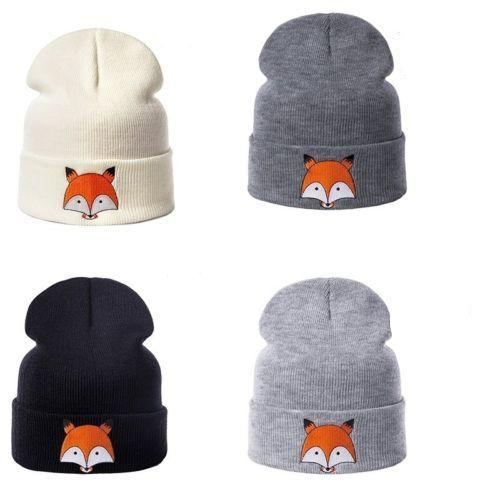 Baby Fox Beanie Hat-www.my-baby-world.com