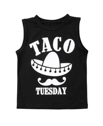 Baby Tuesday Taco Top