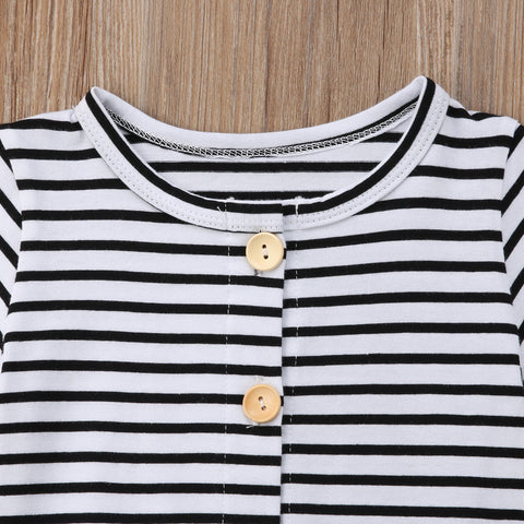Baby Striped Romper-www.my-baby-world.com