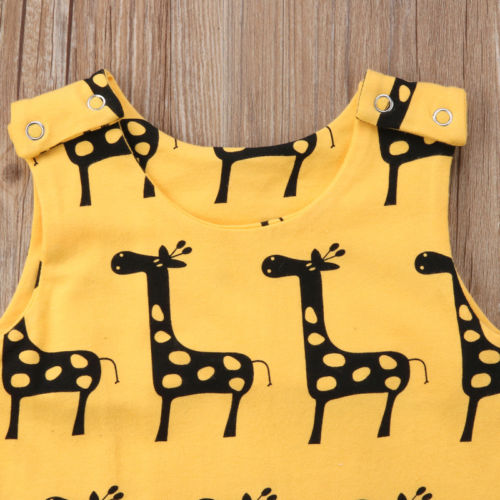 Baby Giraffe Jumpsuit-www.my-baby-world.com
