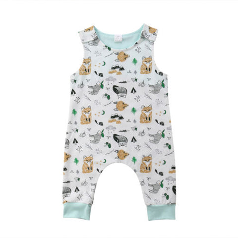 Baby Forest Jumpsuit
