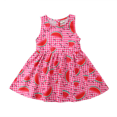 Baby Watermelon Dress