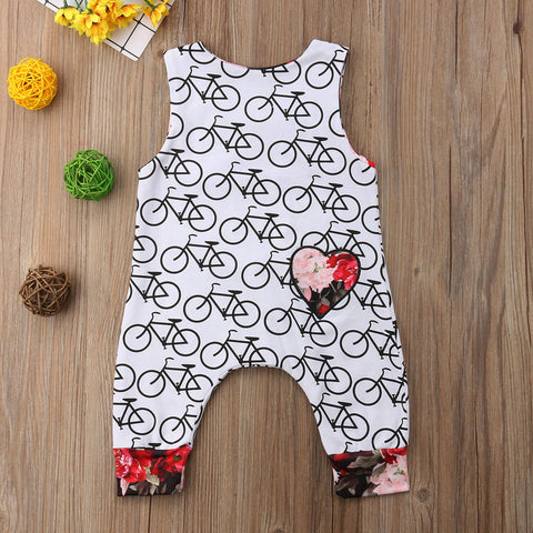 Baby Bicycle Jumpsuit-www.my-baby-world.com