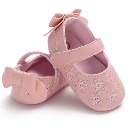 Baby Princess w. Bow Shoes