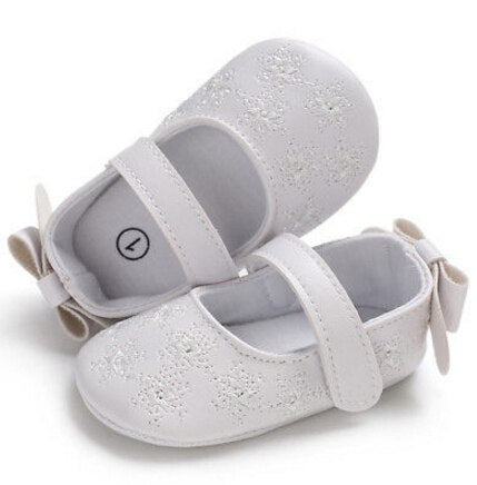 Baby Princess w. Bow Shoes-www.my-baby-world.com
