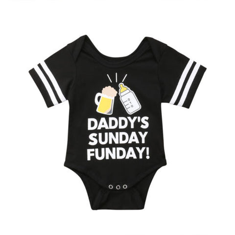 Baby Daddy's Fun Day Onesie