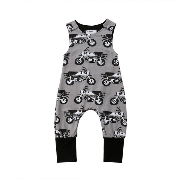 Baby Motorcycles Jumpsuit-www.my-baby-world.com