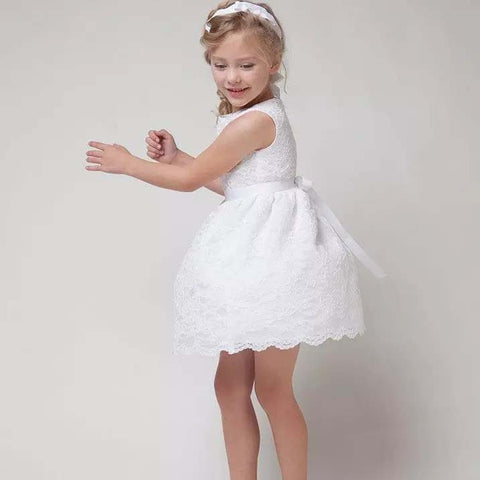 Girl Lace Dress-www.my-baby-world.com