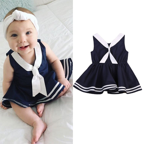 Baby Sailor Dress-www.my-baby-world.com